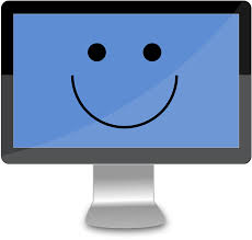 computer-smile