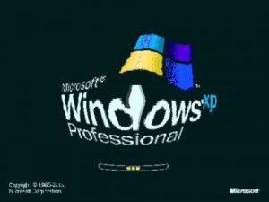 einde windows xp